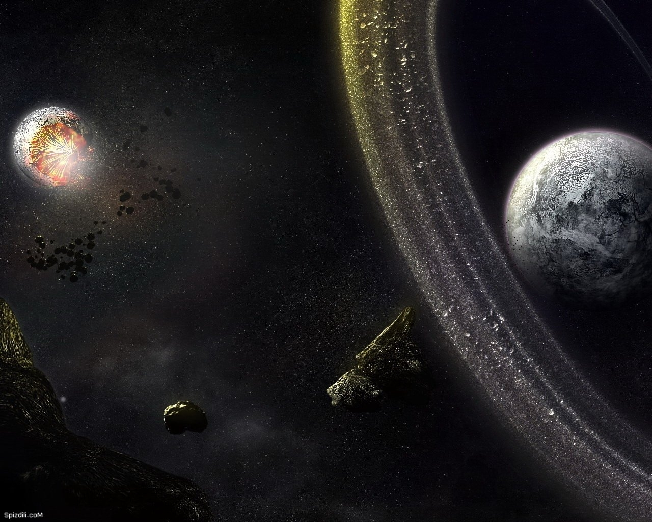 1849 download wallpaper Fantasy, Planets, Universe screensavers and pictures for free