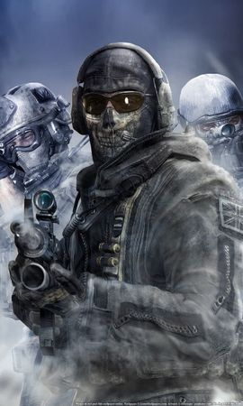 11296 Screensavers and Wallpapers Games for phone. Download Games, People, Men, Modern Warfare 2 pictures for free