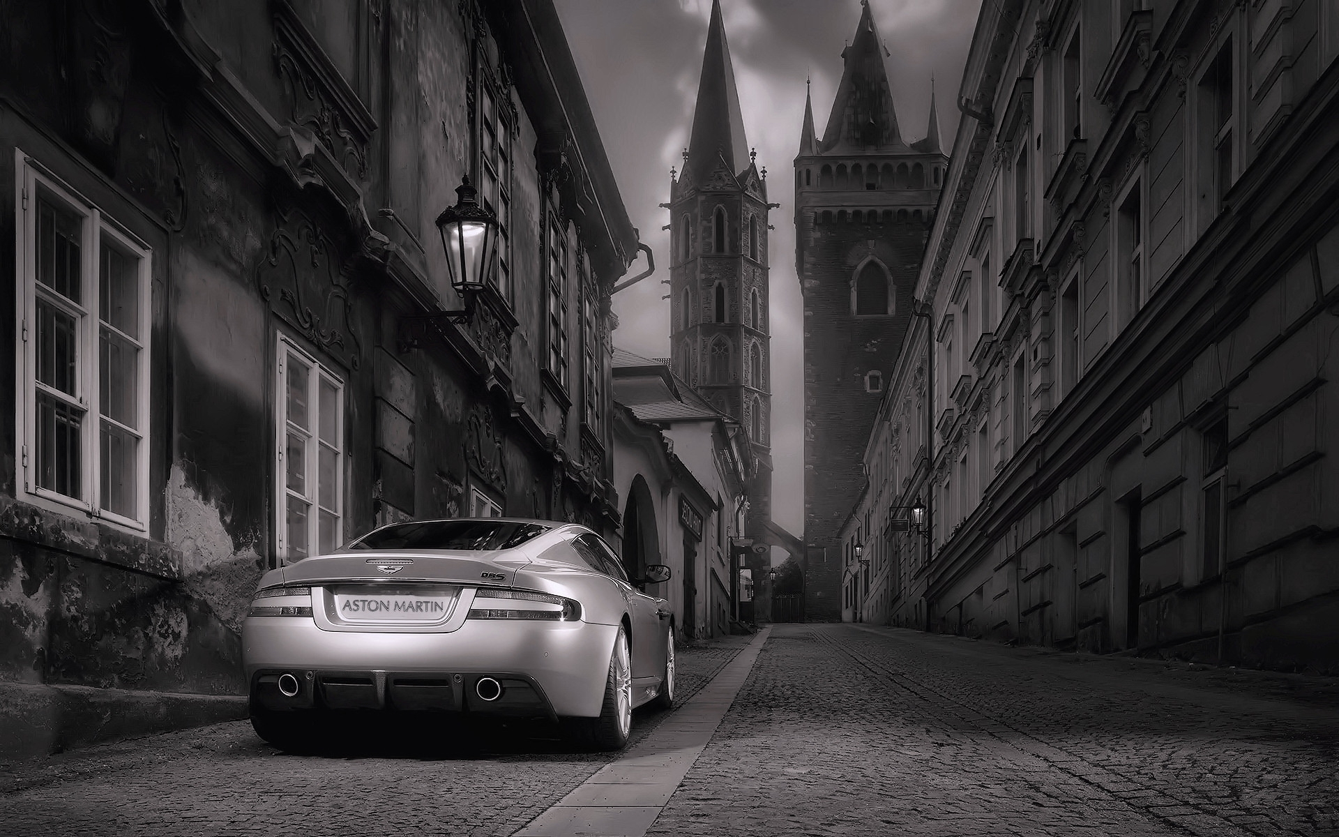 6161 download wallpaper Transport, Auto, Streets, Aston Martin screensavers and pictures for free