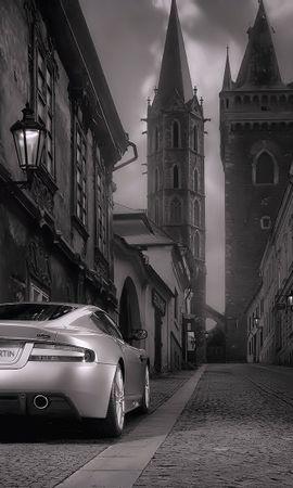 6161 descargar fondo de pantalla Transporte, Automóvil, Calles, Aston Martin: protectores de pantalla e imágenes gratis