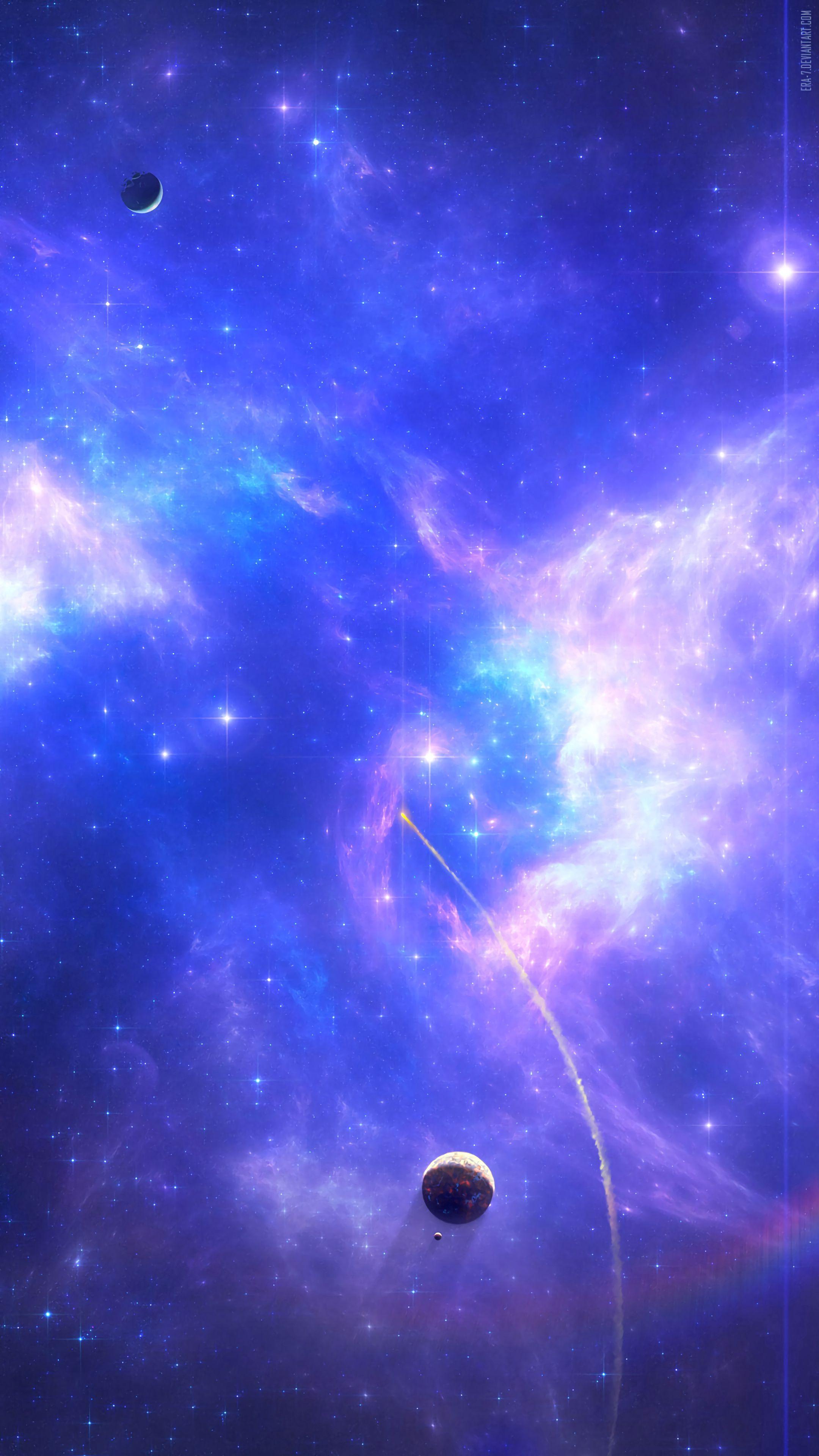 95498 免費下載壁紙 开放空间, 星云, 明亮的, 明亮, 闪亮的, 闪亮, 星级, 宇宙, 行星 屏保和圖片