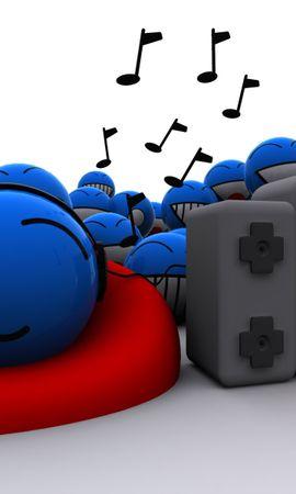 24957 descargar fondo de pantalla Música, Fondo, Juguetes: protectores de pantalla e imágenes gratis