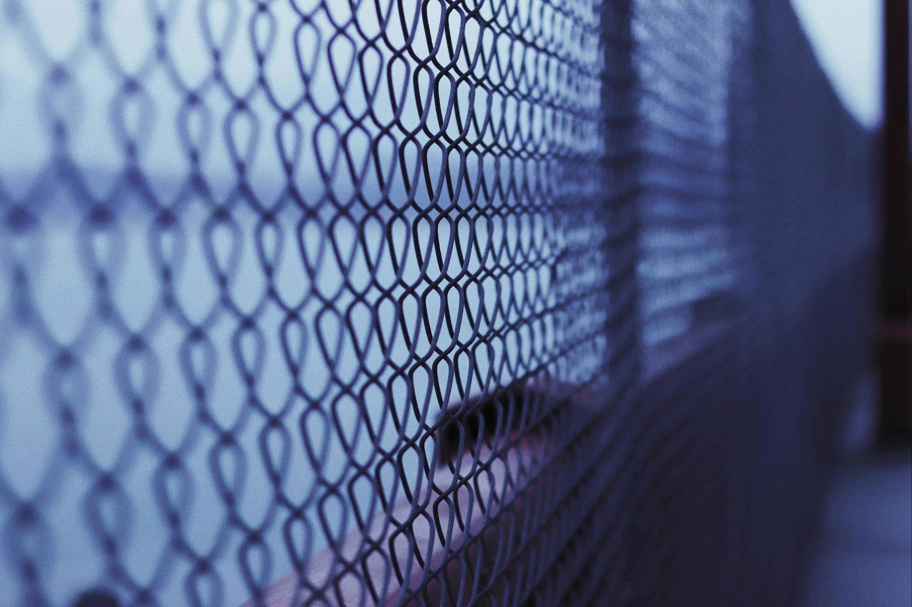 66138 Hintergrundbild herunterladen Verschiedenes, Sonstige, Gitter, Raster, Zaun, Metall, Zellen, Metallischen, Fechten, Gehäuse, Zelle - Bildschirmschoner und Bilder kostenlos