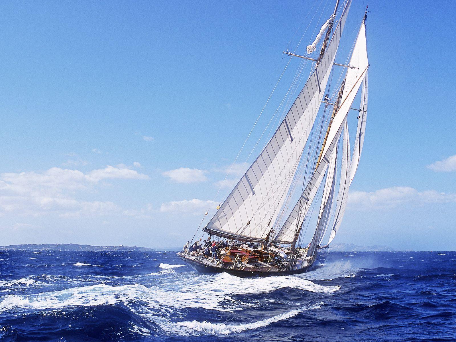 12267 скачать обои Транспорт, Вода, Море, Яхты - заставки и картинки бесплатно