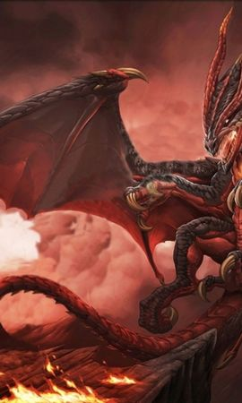 25151 скачать обои Фэнтези, Драконы - заставки и картинки бесплатно