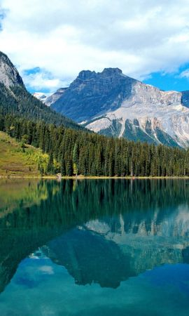 28352 télécharger le fond d'écran Paysage, Montagnes, Lacs - économiseurs d'écran et images gratuitement