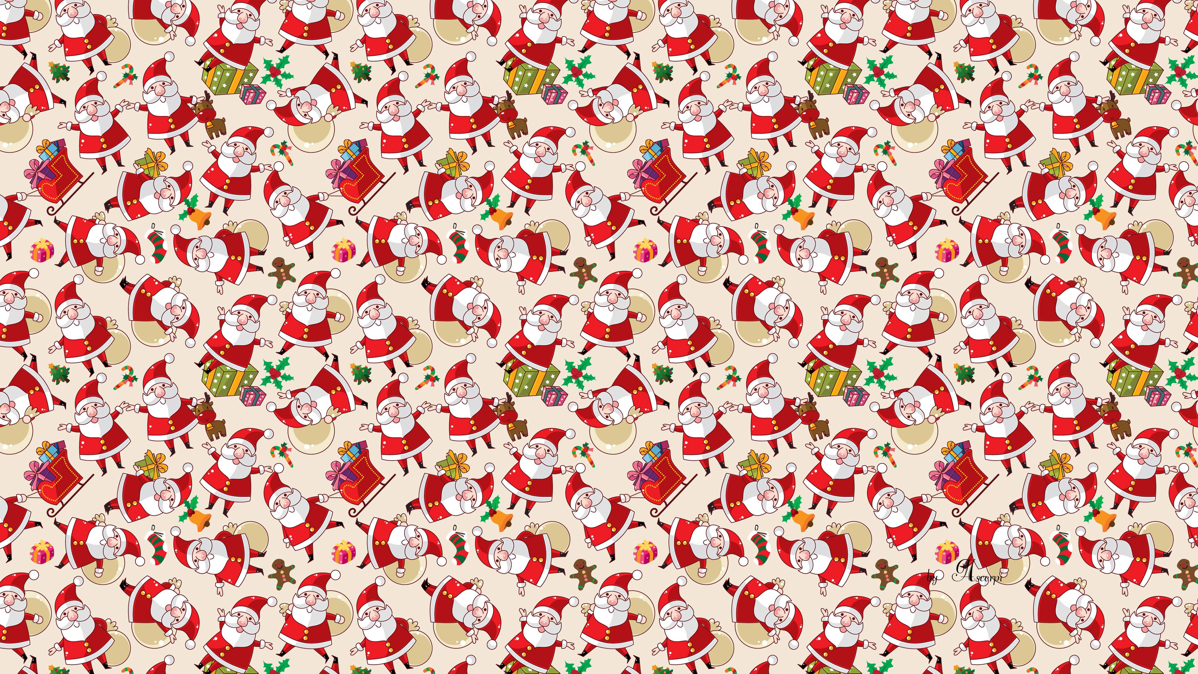 134986 download wallpaper Background, Santa Claus, Pictures, Texture, Textures screensavers and pictures for free