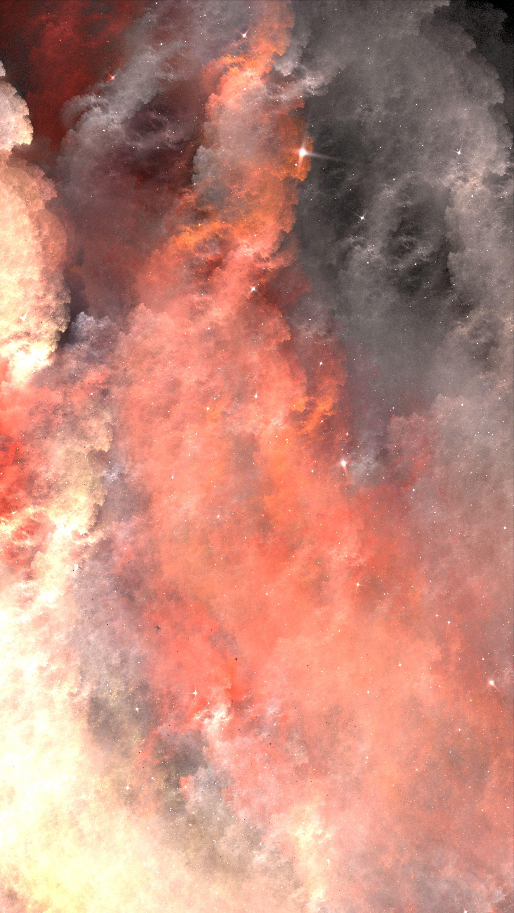 121330 免費下載壁紙 抽象, 云, 云端, 星云, 火花, 闪耀, 闪光 屏保和圖片