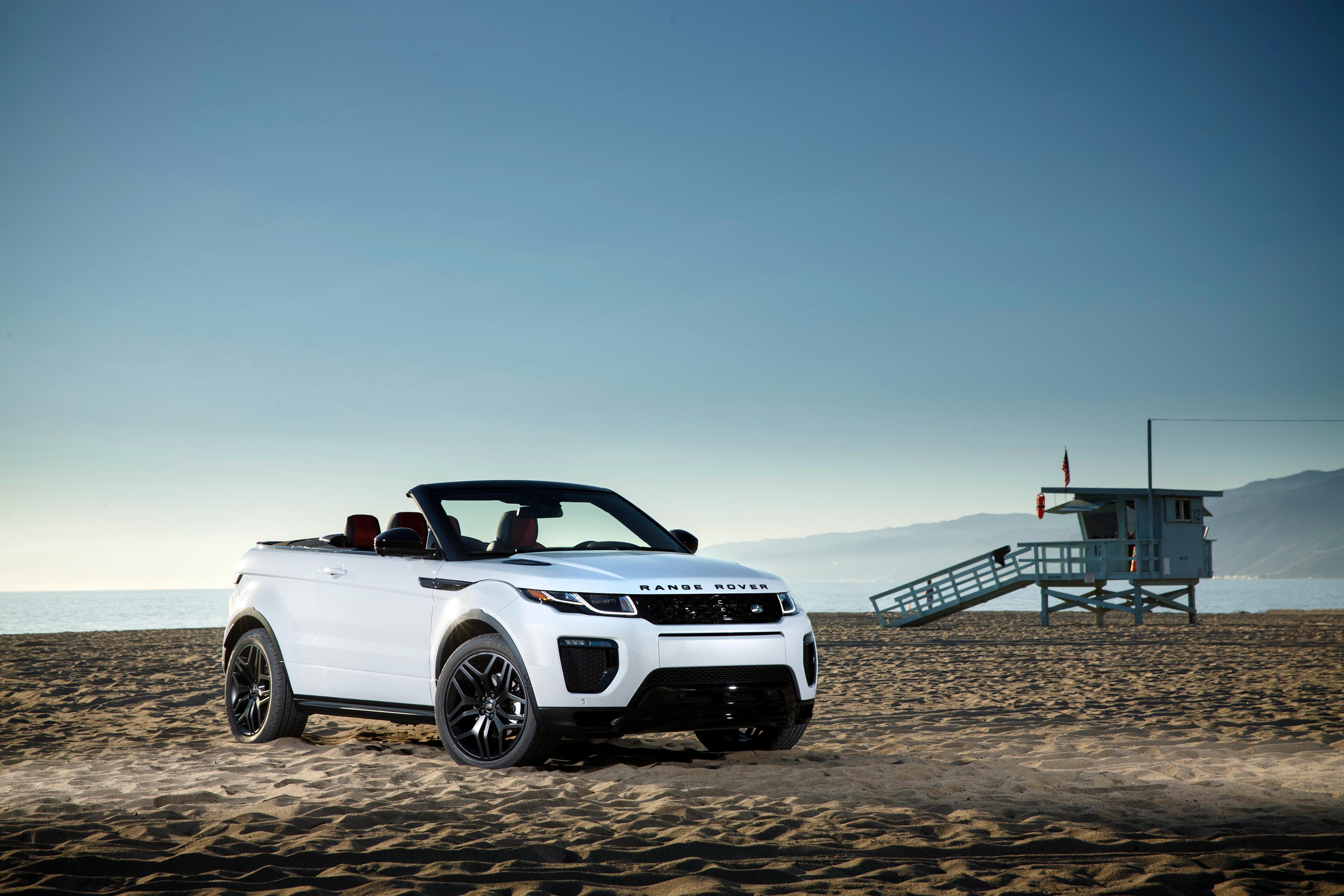 116903 скачать обои Тачки (Cars), Ленд Ровер (Land Rover), Рендж Ровер (Range Rover), Evoque, Вид Сбоку - заставки и картинки бесплатно