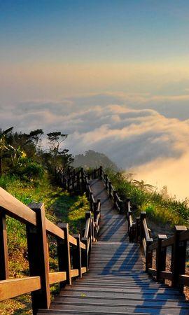 27233 скачать обои Пейзаж, Небо, Солнце, Облака - заставки и картинки бесплатно