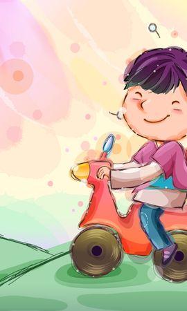 8370 télécharger le fond d'écran Enfants, Dessins - économiseurs d'écran et images gratuitement