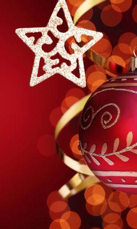 40676 descargar fondo de pantalla Vacaciones, Año Nuevo: protectores de pantalla e imágenes gratis