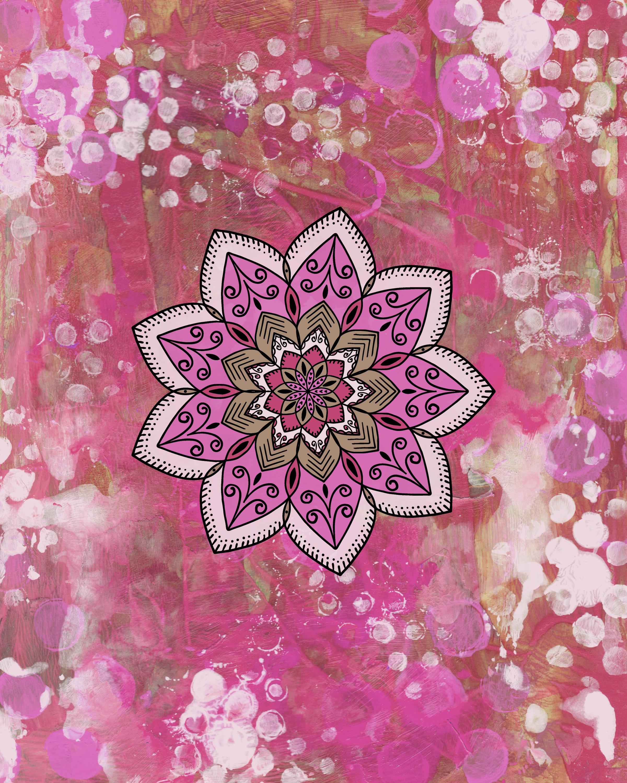 64147 Hintergrundbild 480x800 kostenlos auf deinem Handy, lade Bilder Kunst, Patterns, Textur, Flecken, Spots, Mandala 480x800 auf dein Handy herunter