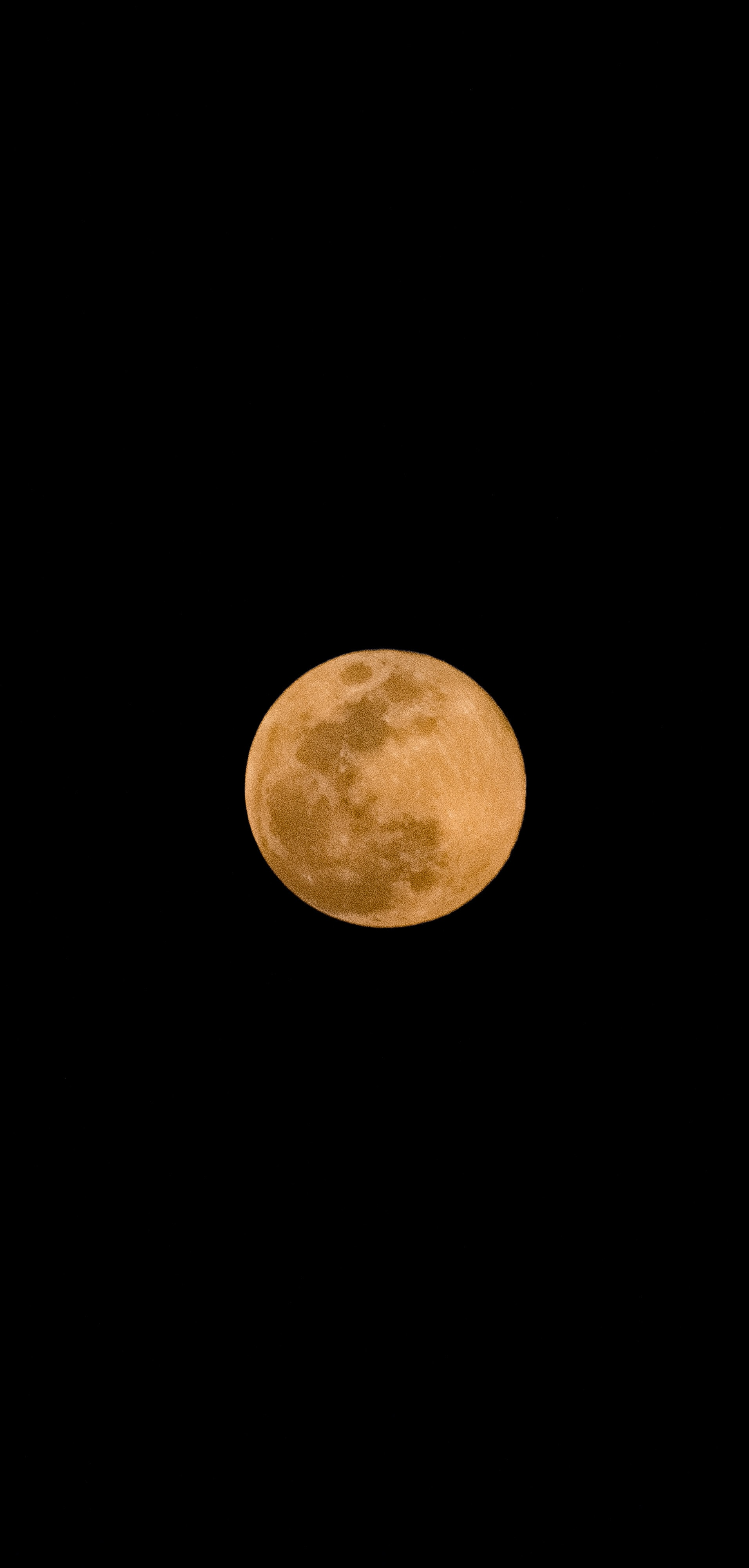 91377 free wallpaper 1080x2340 for phone, download images Sky, Night, Moon 1080x2340 for mobile