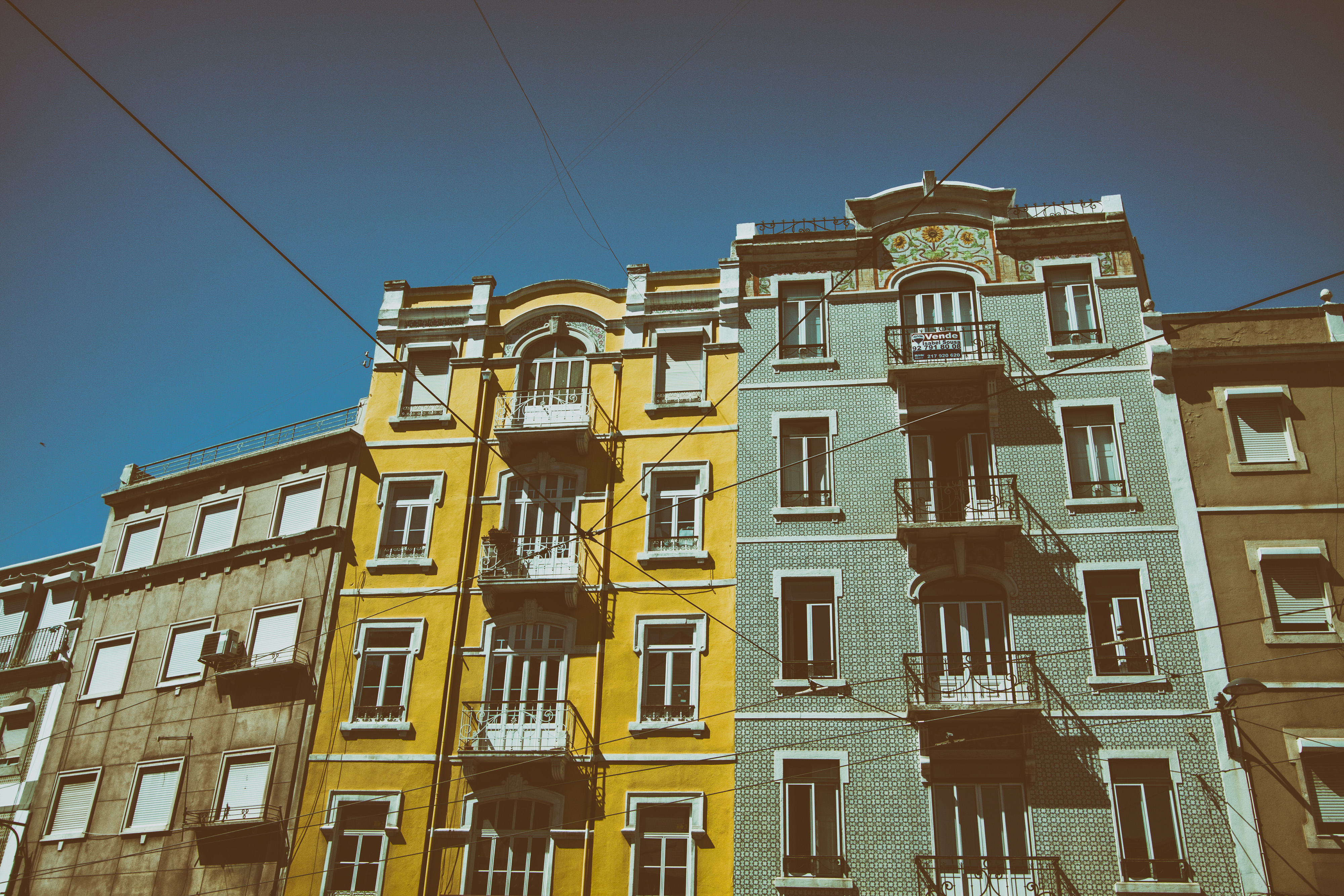 142638 Screensavers and Wallpapers Windows for phone. Download Cities, Windows, Building, Lisbon, Portugal pictures for free