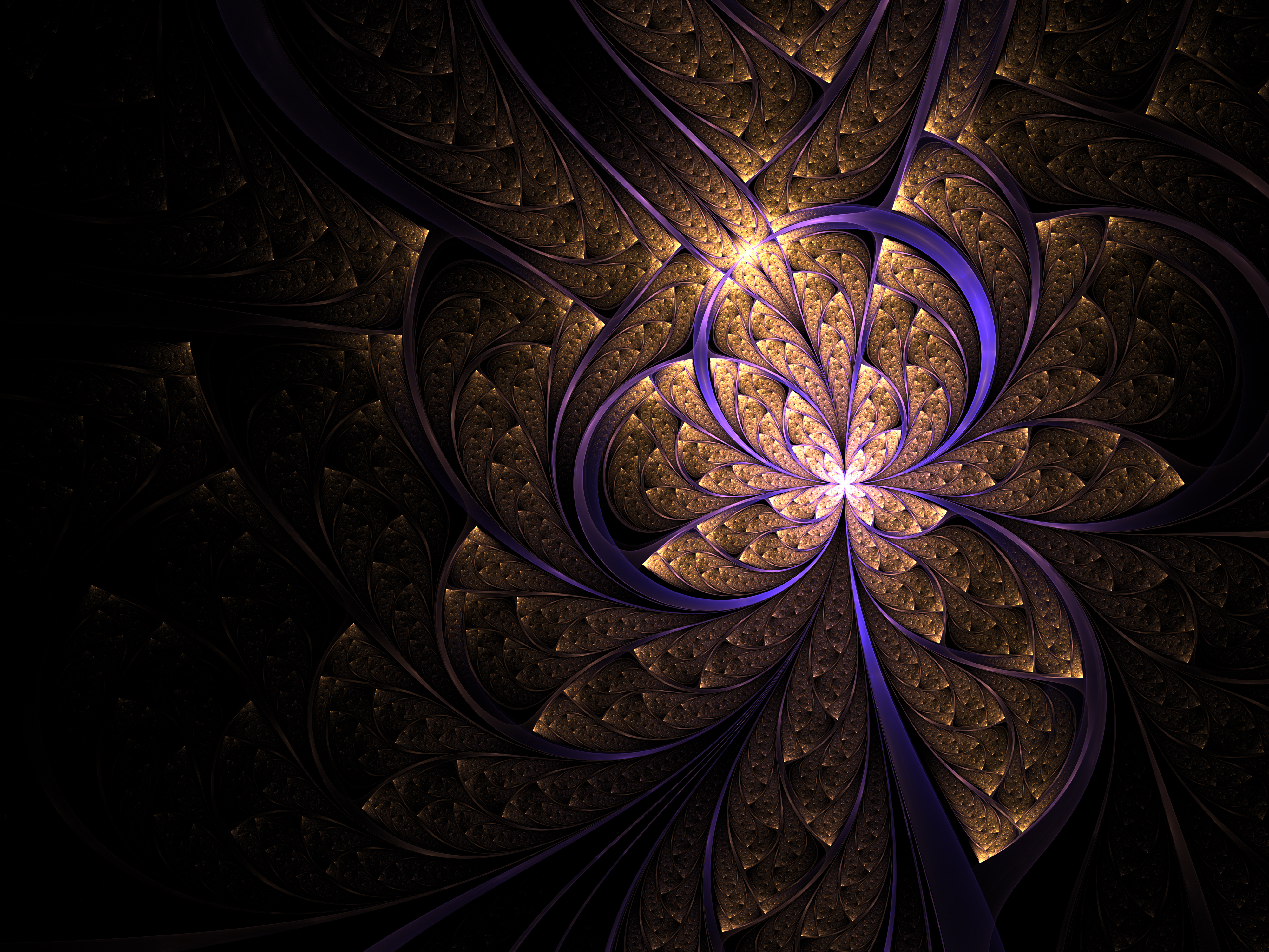 71887 download wallpaper Abstract, Fractal, Confused, Intricate, Glow, Digital screensavers and pictures for free