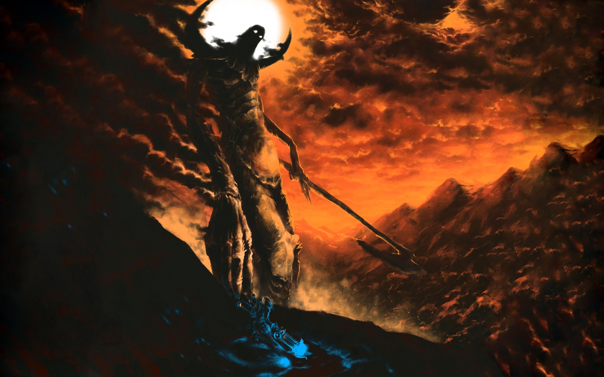 35127 Screensavers and Wallpapers Demons for phone. Download Fantasy, Demons pictures for free