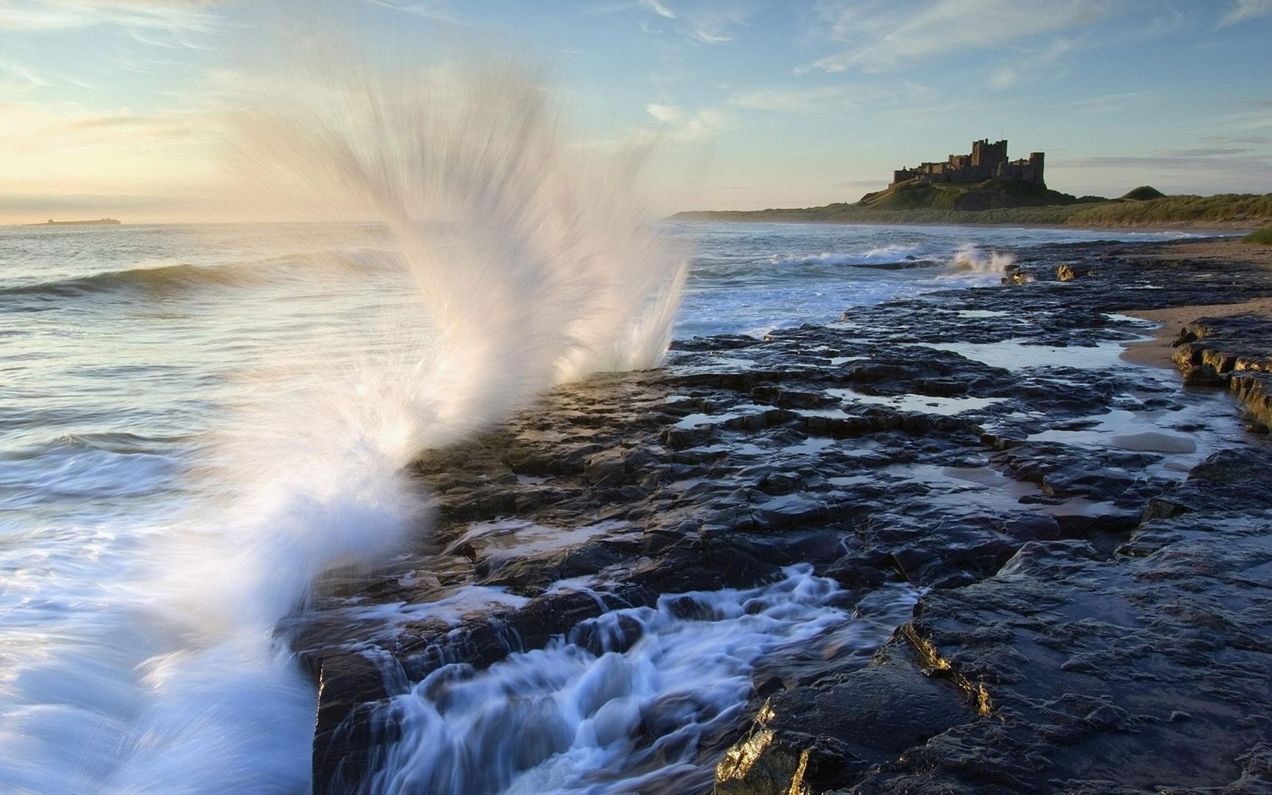 25512 скачать обои Пейзаж, Море, Волны - заставки и картинки бесплатно