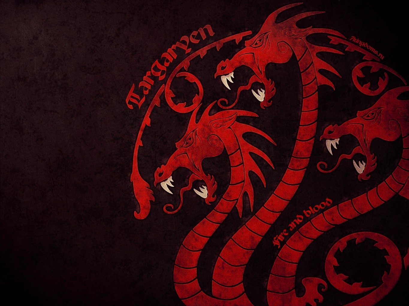16663 download wallpaper Fantasy, Art, Dragons, Game Of Thrones screensavers and pictures for free