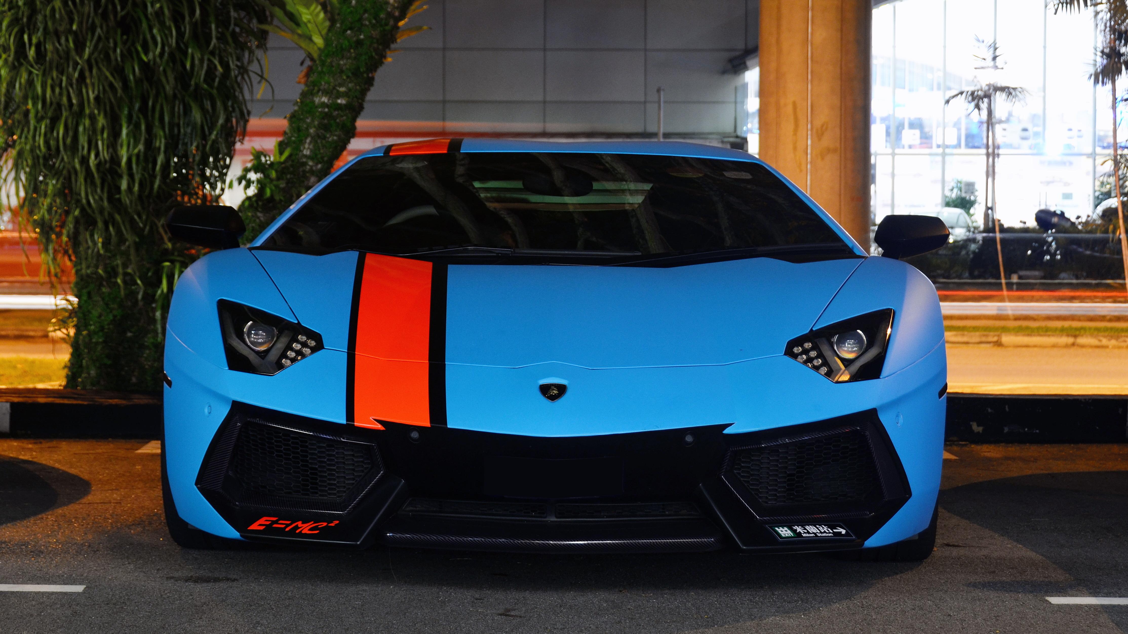 98097 Hintergrundbild herunterladen Lamborghini, Cars, Aventador, Lp700-4, Supersportwagen, Exotisch - Bildschirmschoner und Bilder kostenlos