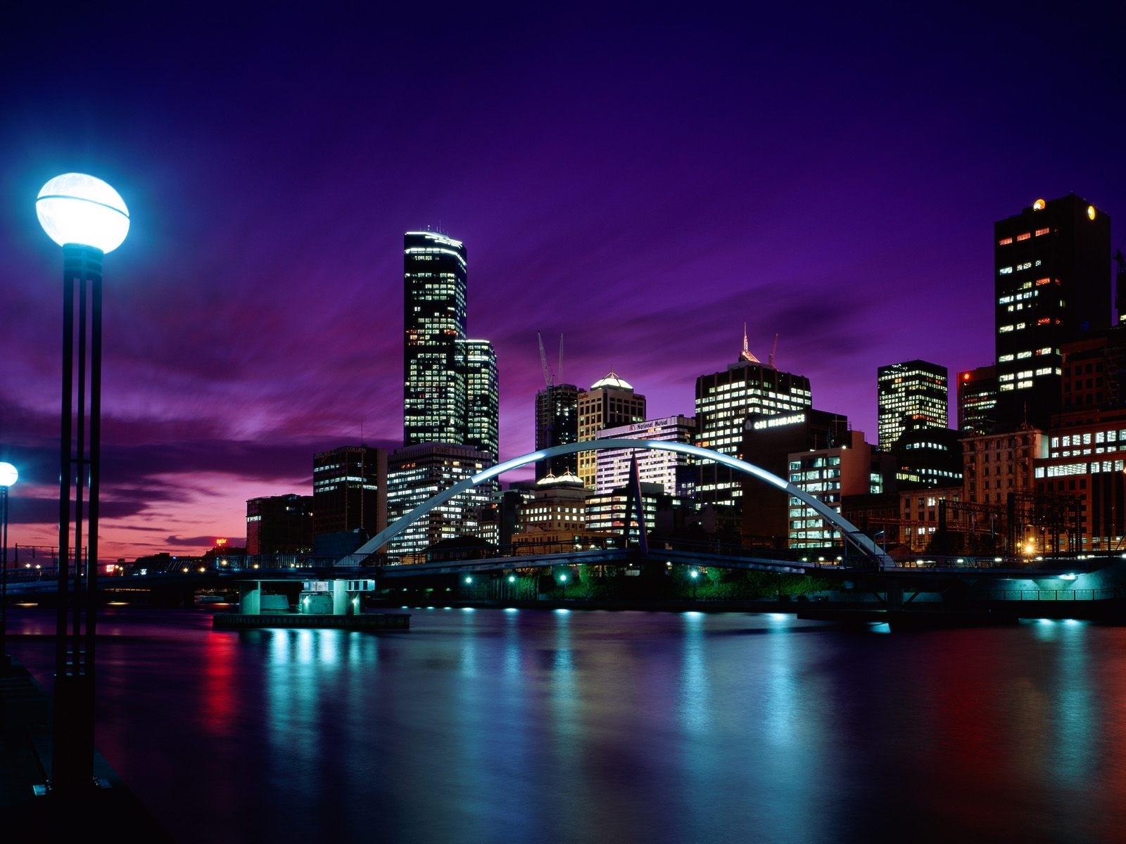 741 Заставки и Обои Города на телефон. Скачать Пейзаж, Города, Мосты, Ночь, Архитектура картинки бесплатно