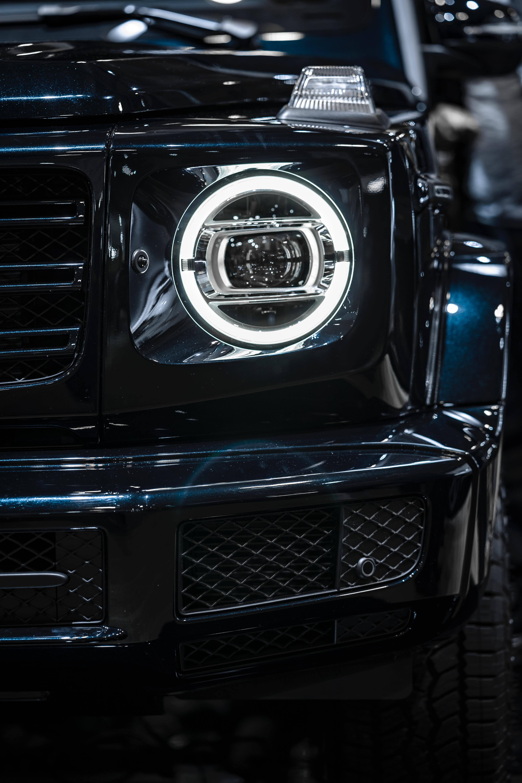 118054 Заставки и Обои Mercedes на телефон. Скачать Mercedes, Тачки (Cars), Mercedes-Benz, Фара, Mercedes-Benz G-Class картинки бесплатно