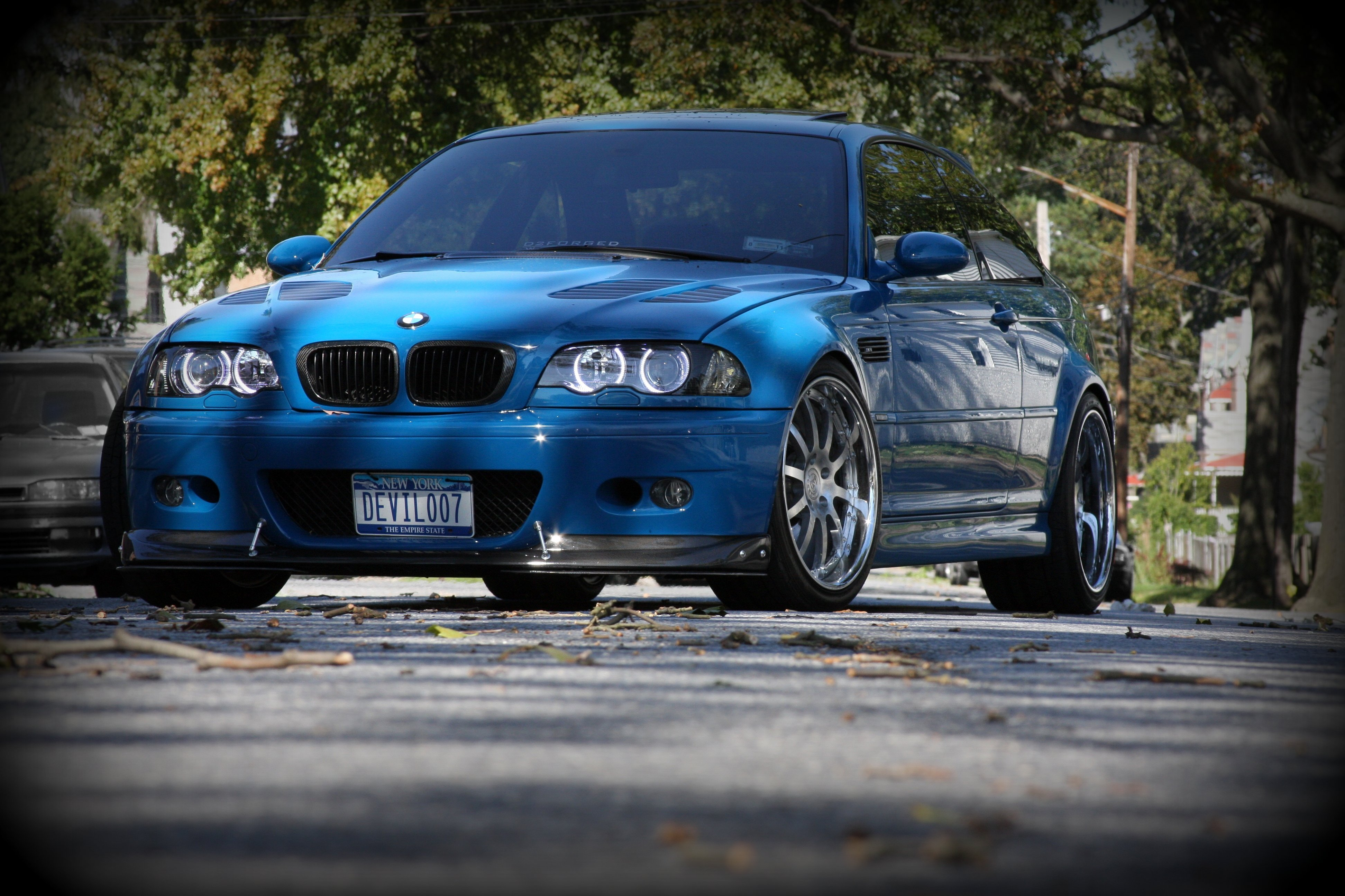 53249 Screensavers and Wallpapers M3 for phone. Download Bmw, Cars, Front View, E46, M3 pictures for free