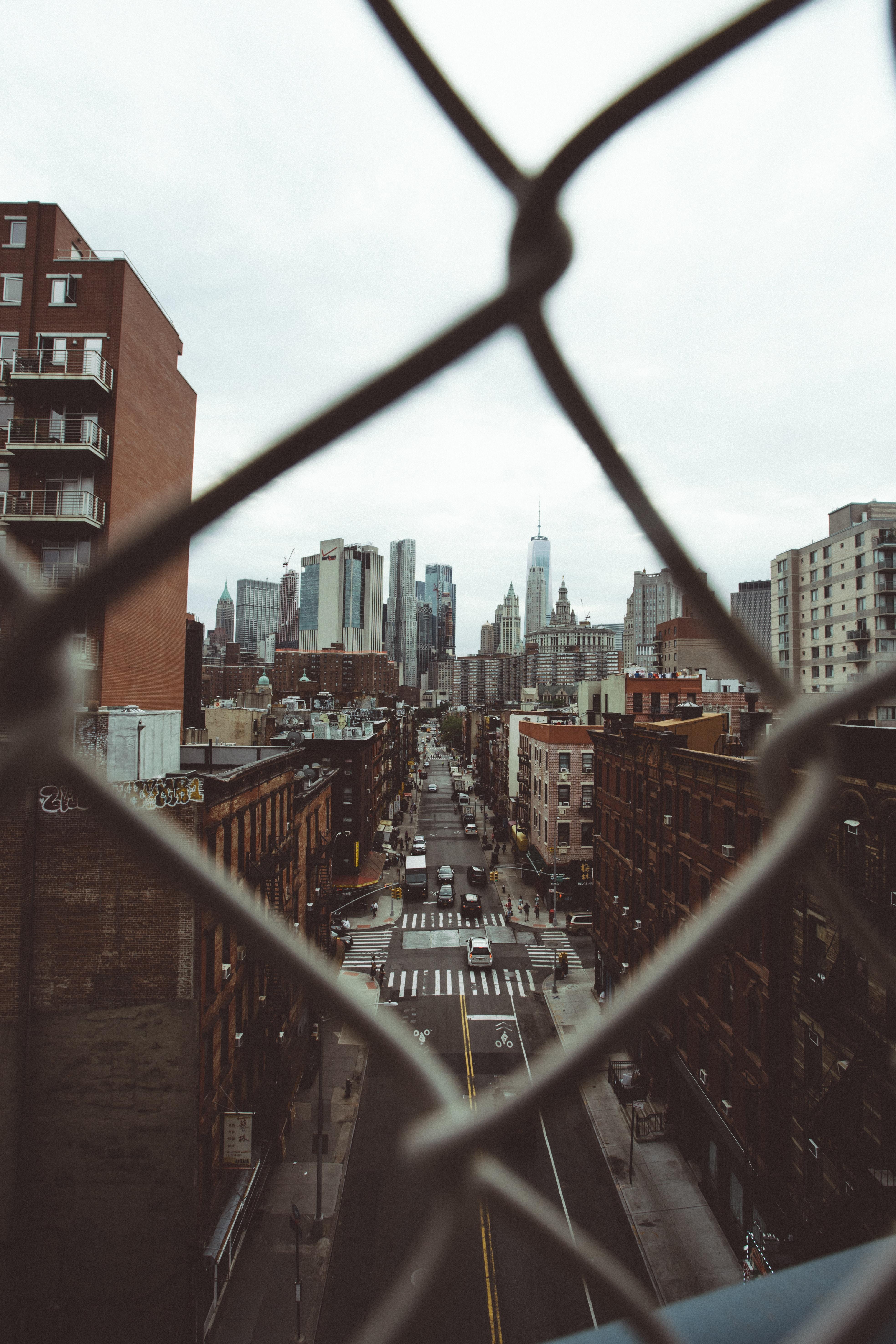 63117 免費下載壁紙 城市, 建造, 建筑物, 街道, 街, 概述, 从上面看, 顶视图 屏保和圖片