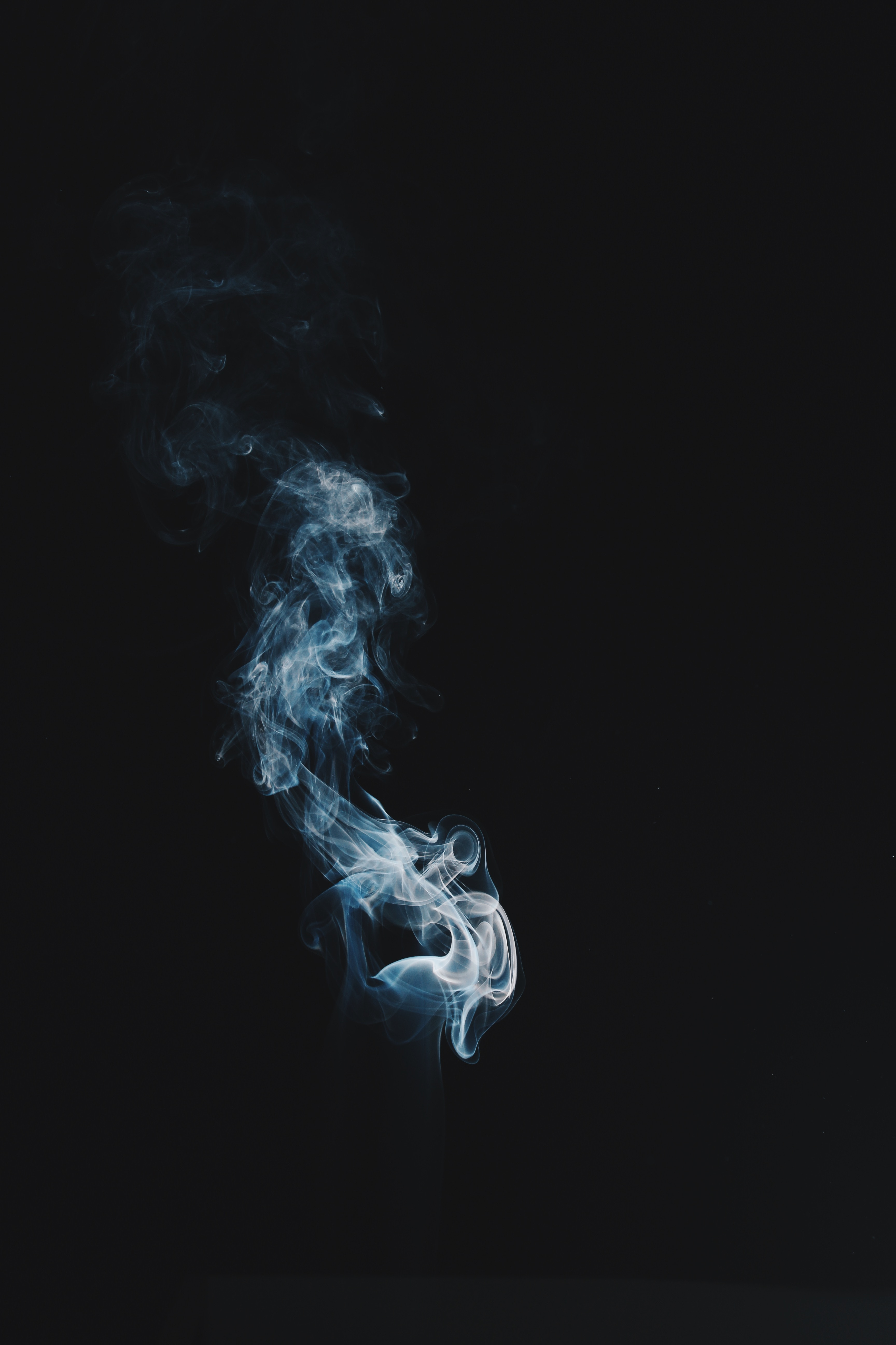 109736 Screensavers and Wallpapers Shroud for phone. Download Abstract, Smoke, Dark, Darkness, Colored Smoke, Coloured Smoke, Shroud, Clot pictures for free