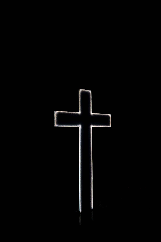 70747 descarga Negro fondos de pantalla para tu teléfono gratis, Cruzar, Cruz, Religión, Dios, Neón, En Blanco Y Negro, Blanco Y Negro, El Negro Negro imágenes y protectores de pantalla para tu teléfono