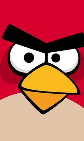 Baixar papel de parede gratuito 14260: papel de parede Jogos, Fundo, Imagens, Angry Birds para telefone celular