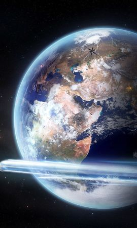 6599 скачать обои Пейзаж, Планеты, Космос - заставки и картинки бесплатно