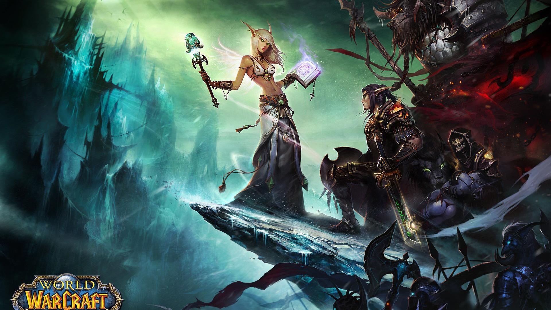 11792 télécharger le fond d'écran Jeux, Fantaisie, World Of Warcraft, Wow - économiseurs d'écran et images gratuitement