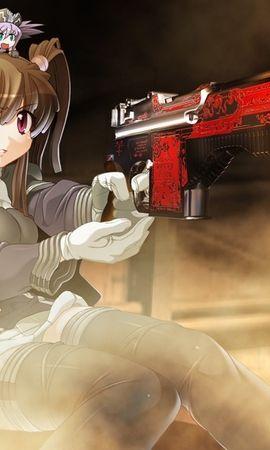 39712 baixar papel de parede Anime, Meninas - protetores de tela e imagens gratuitamente