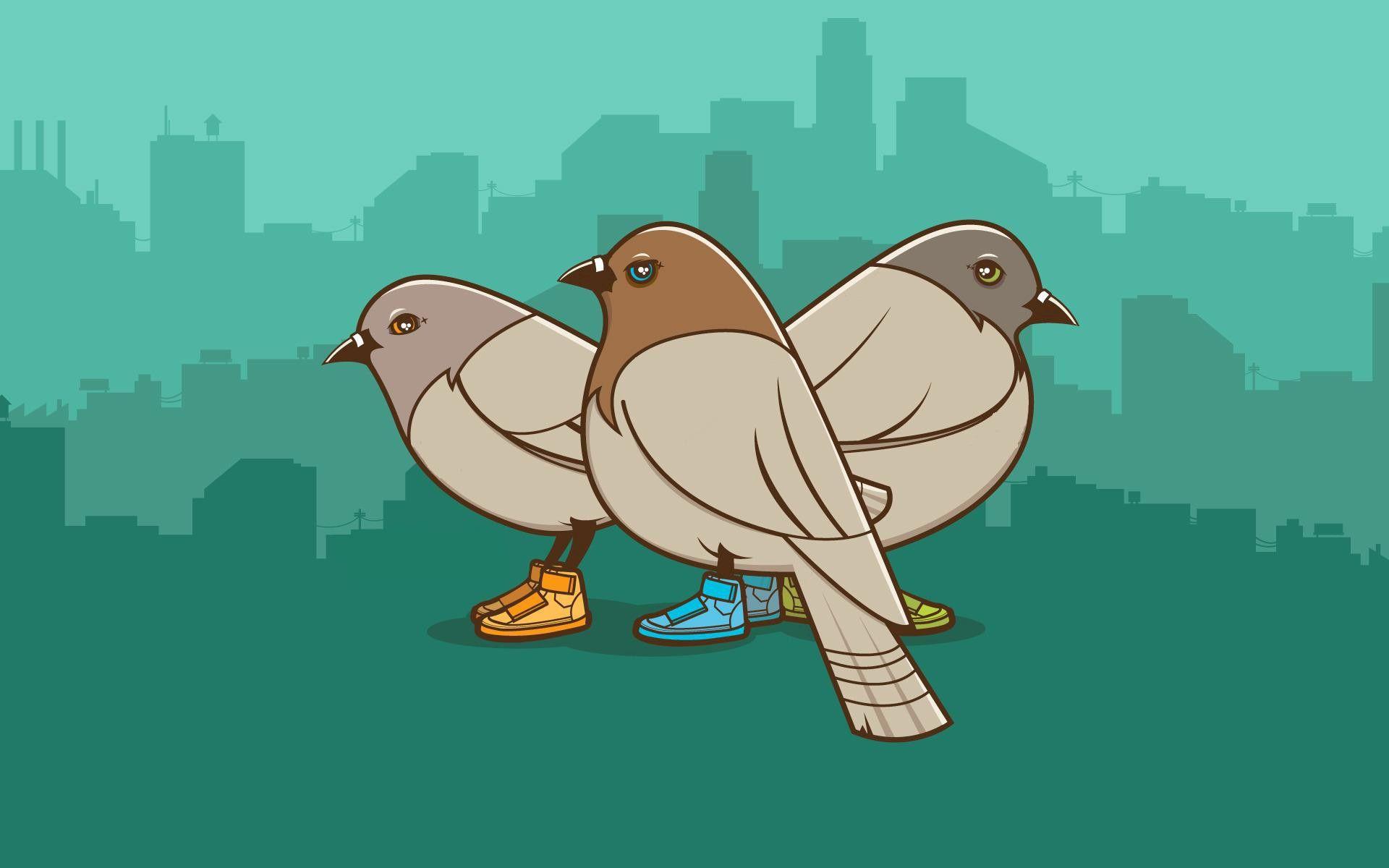116201 Заставки и Обои Птицы на телефон. Скачать Птицы, Голуби, Вектор, Рисунок картинки бесплатно