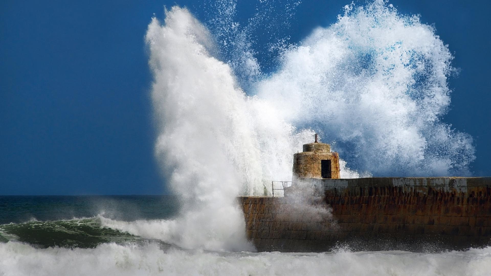 29048 скачать обои Пейзаж, Море, Волны - заставки и картинки бесплатно