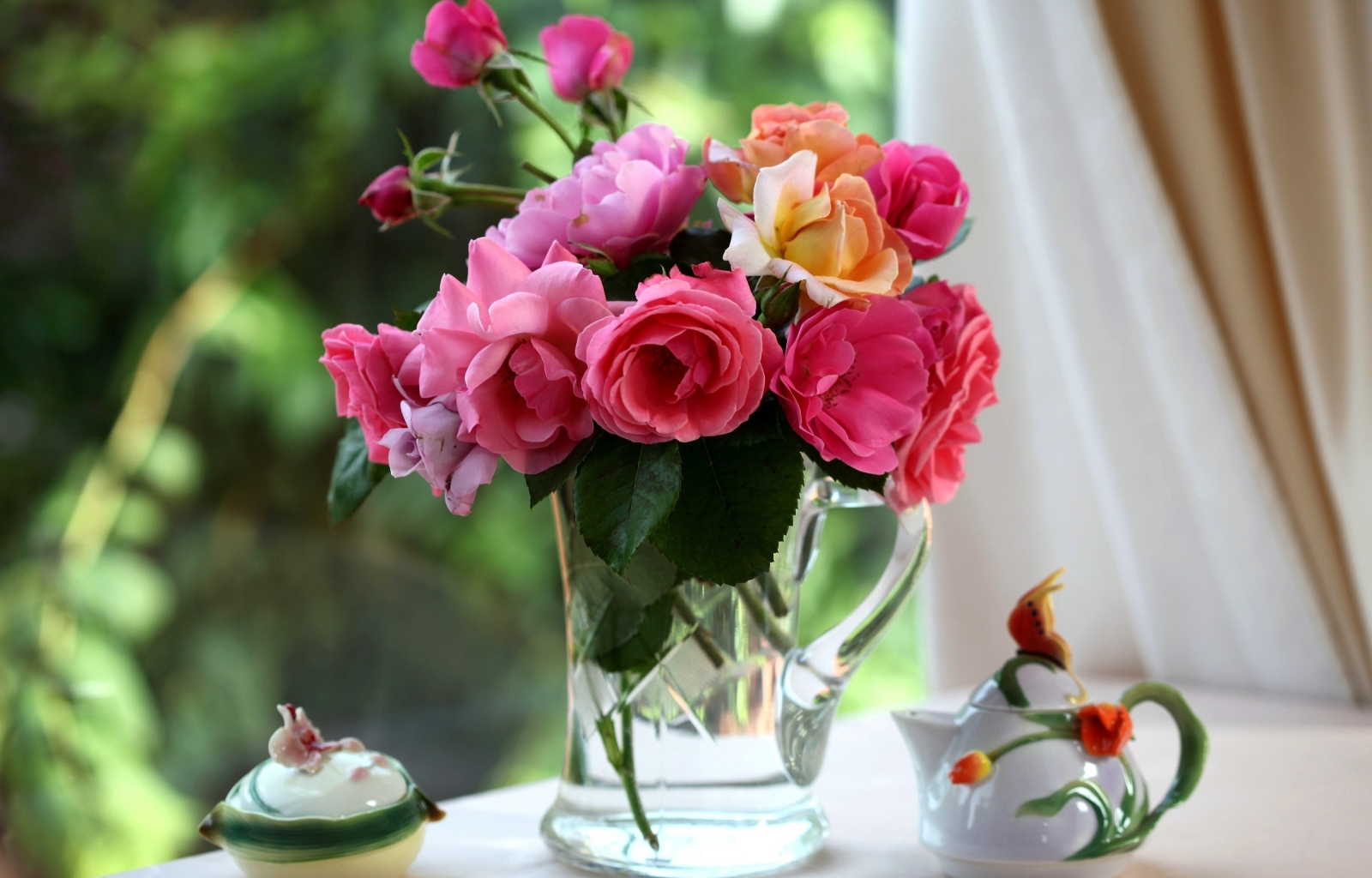 37265 скачать обои Растения, Цветы, Букеты - заставки и картинки бесплатно