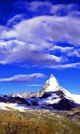 44308 télécharger le fond d'écran Paysage, Nature, Montagnes - économiseurs d'écran et images gratuitement
