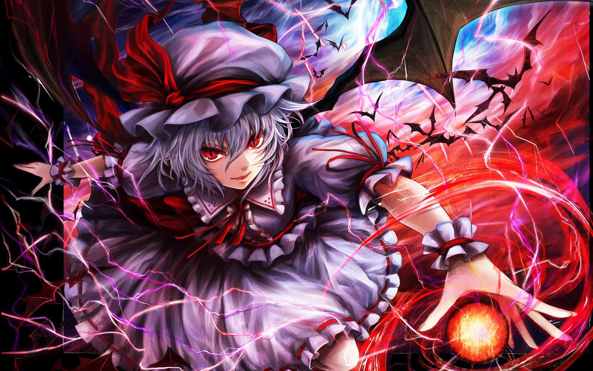 39138 download wallpaper Anime, Girls screensavers and pictures for free