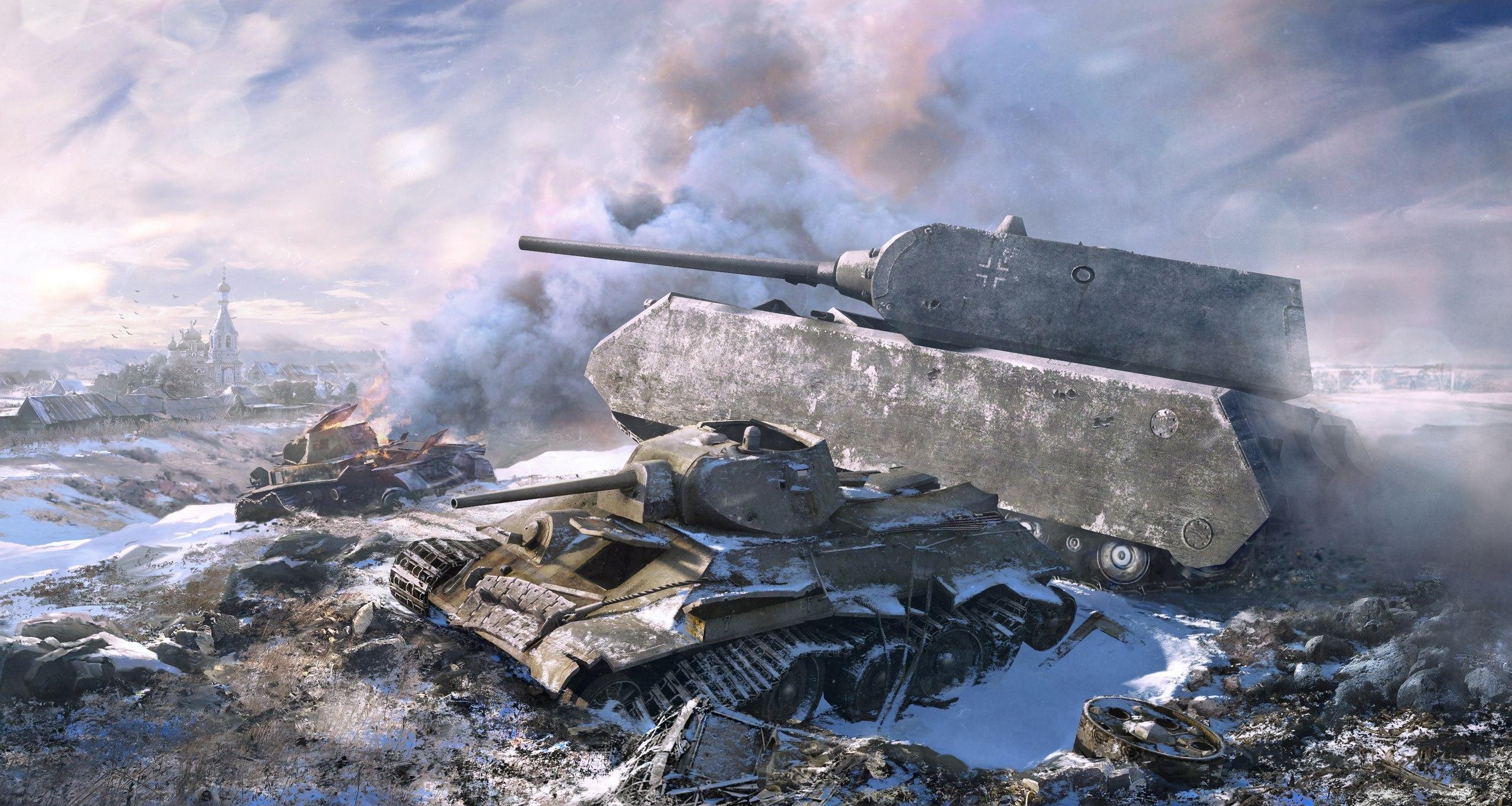 18987 скачать обои Игры, Рисунки, Мир Танков (World Of Tanks) - заставки и картинки бесплатно