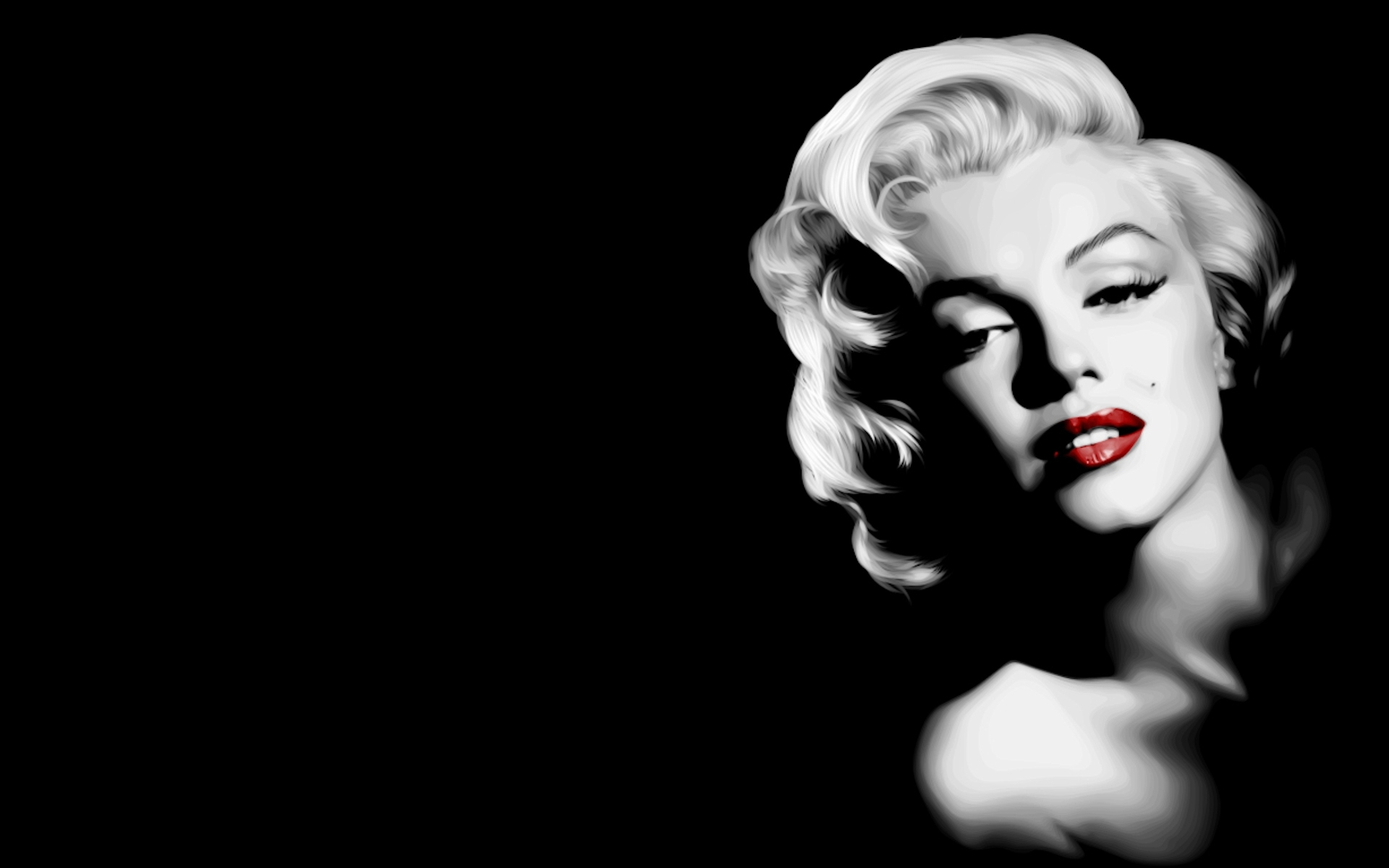 27591 download wallpaper People, Girls, Actors, Marilyn Monroe screensavers and pictures for free