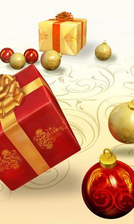 2271 descargar fondo de pantalla Vacaciones, Año Nuevo, Navidad: protectores de pantalla e imágenes gratis