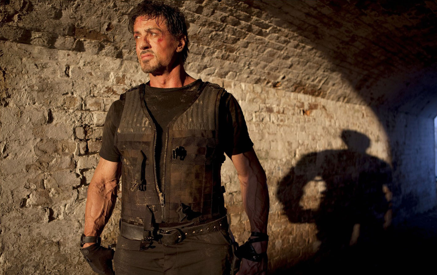 10219 download wallpaper Cinema, People, Actors, Men, Expendables, Sylvester Stallone screensavers and pictures for free