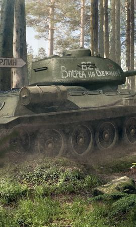 16530 download wallpaper Games, Tanks, World Of Tanks screensavers and pictures for free
