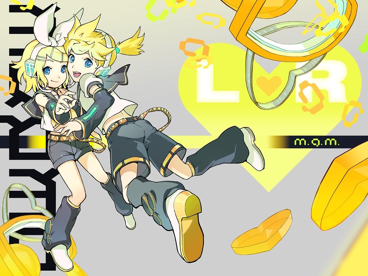 Descarga gratuita de fondo de pantalla para móvil de Música, Anime, Niños, Vocaloids.