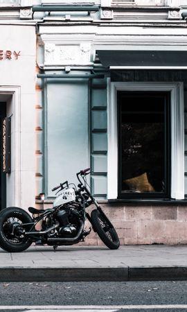 91342 télécharger le fond d'écran Moto, Motocyclette, Bicyclette, Vélo, Hachoir, Hélicoptère, Le Noir - économiseurs d'écran et images gratuitement