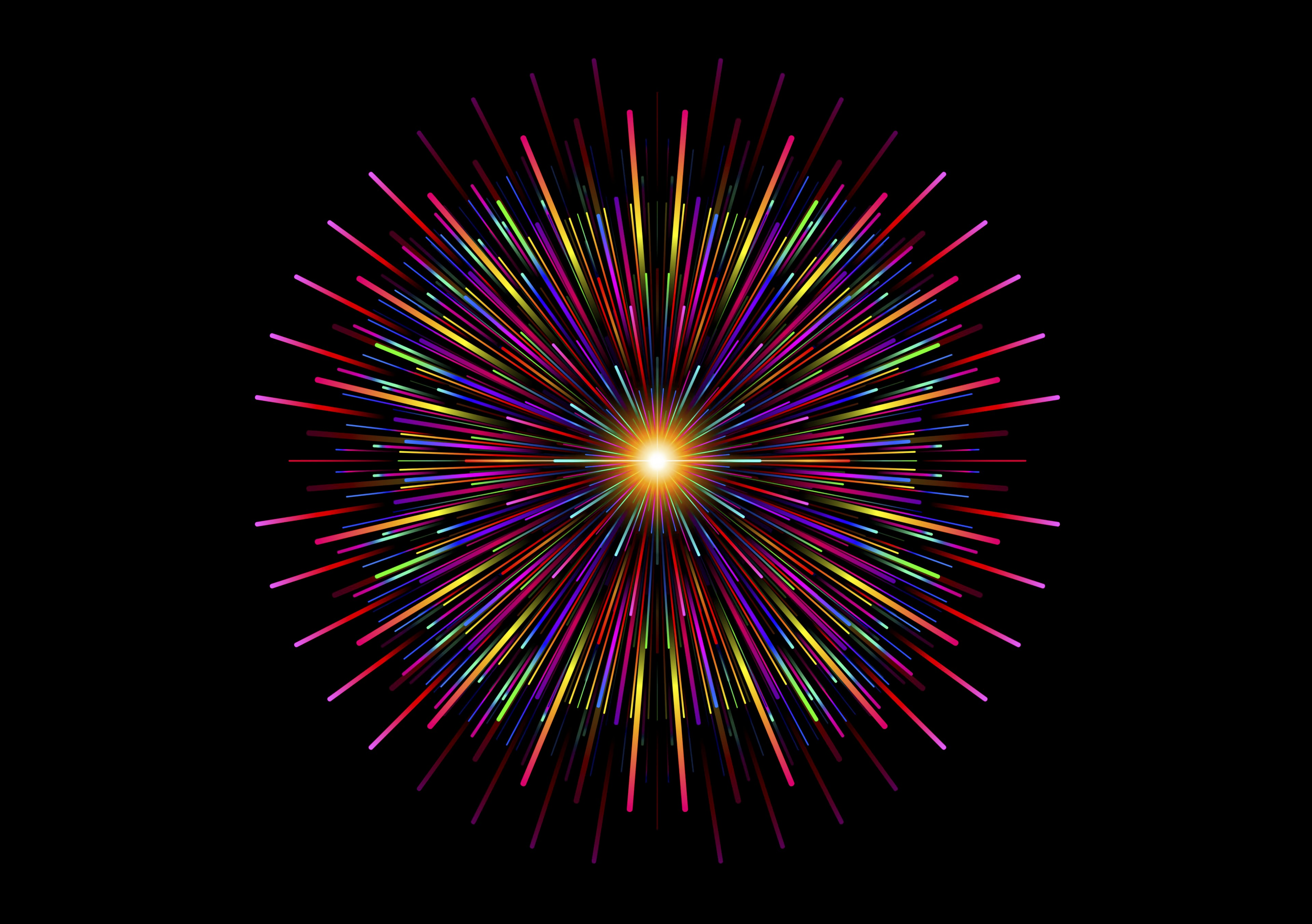 78257 download wallpaper Abstract, Fireworks, Firework, Salute, Beams, Rays, Glow, Multicolored, Motley screensavers and pictures for free