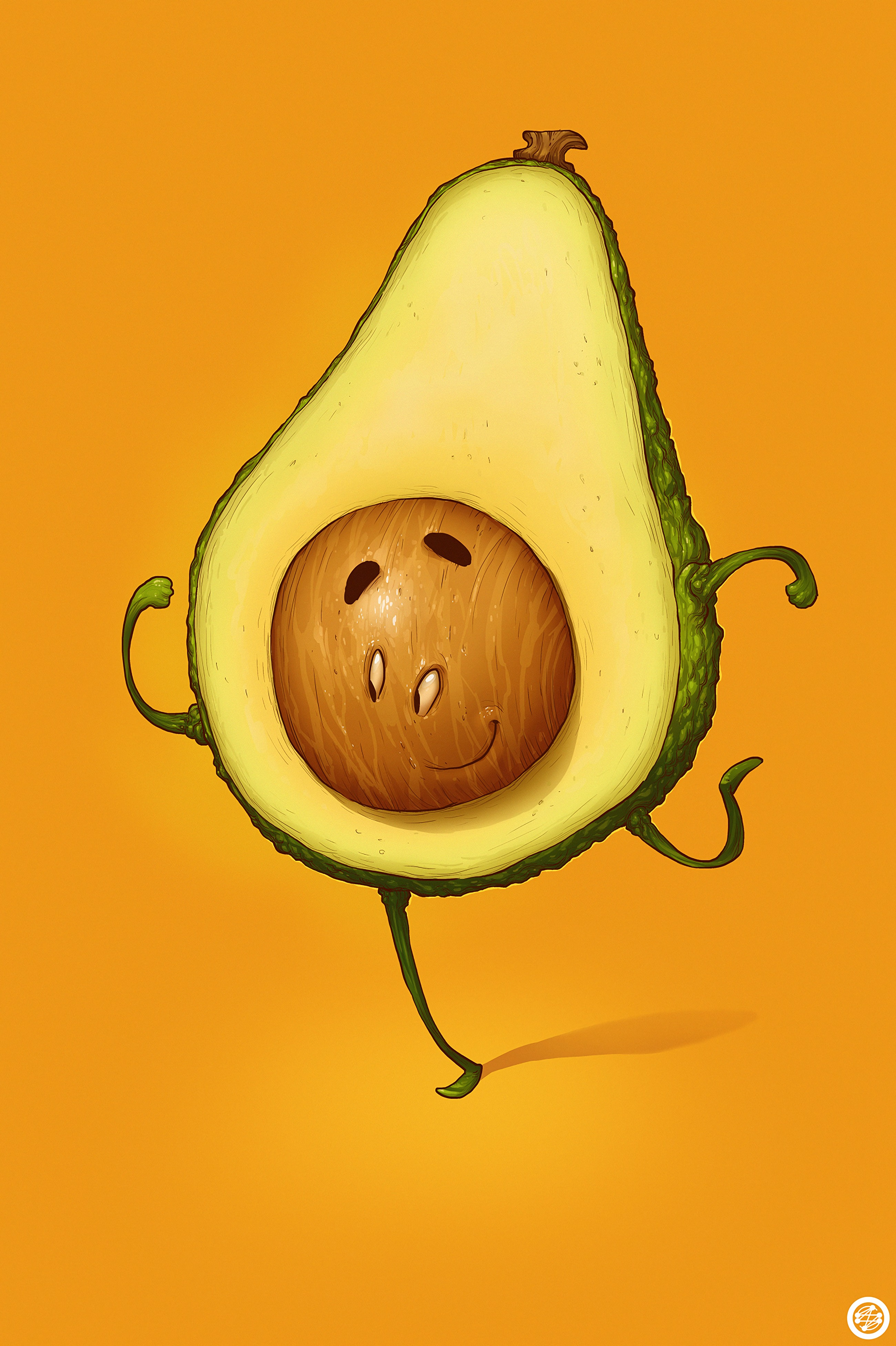 59496 Screensavers and Wallpapers Smile for phone. Download Funny, Art, Smile, Avocado, Smalik pictures for free