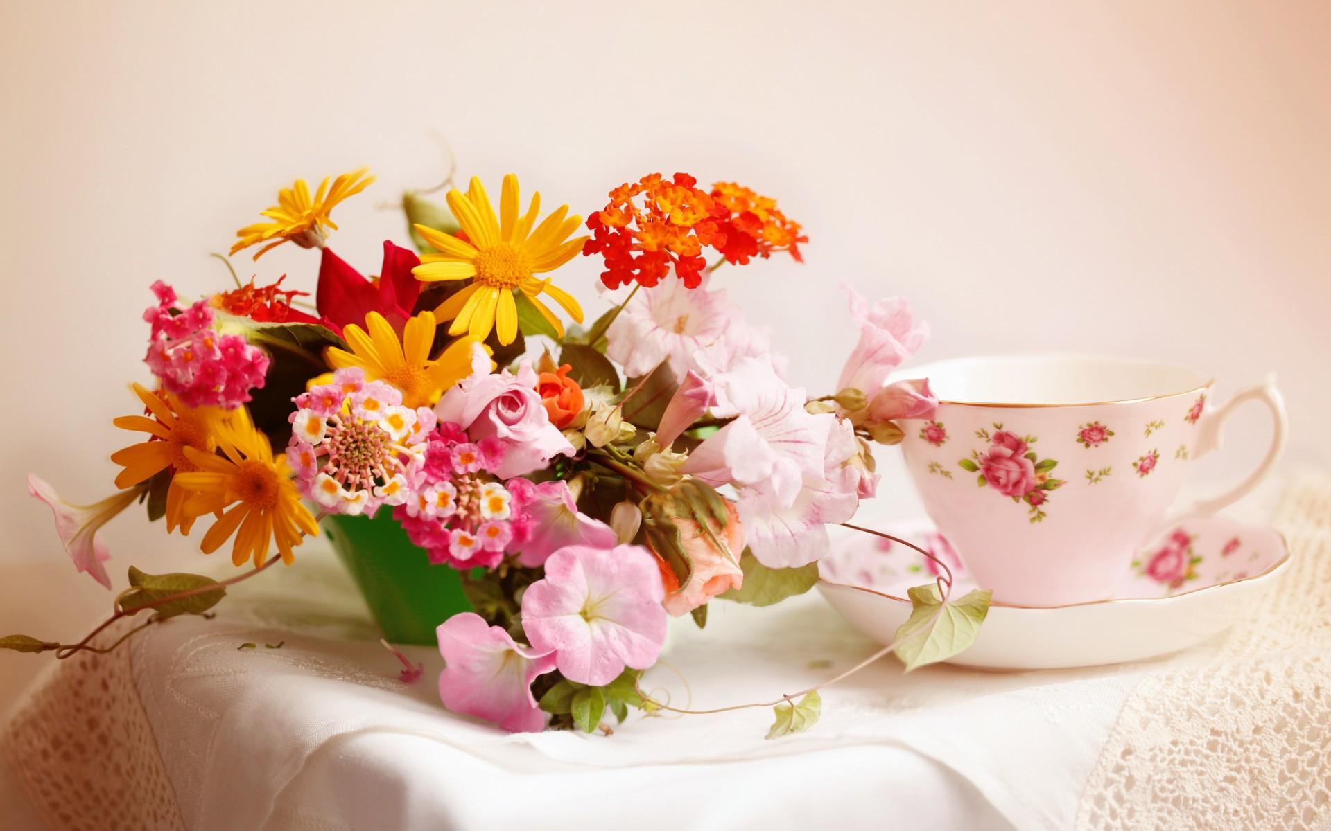 32588 скачать обои Растения, Цветы, Букеты - заставки и картинки бесплатно