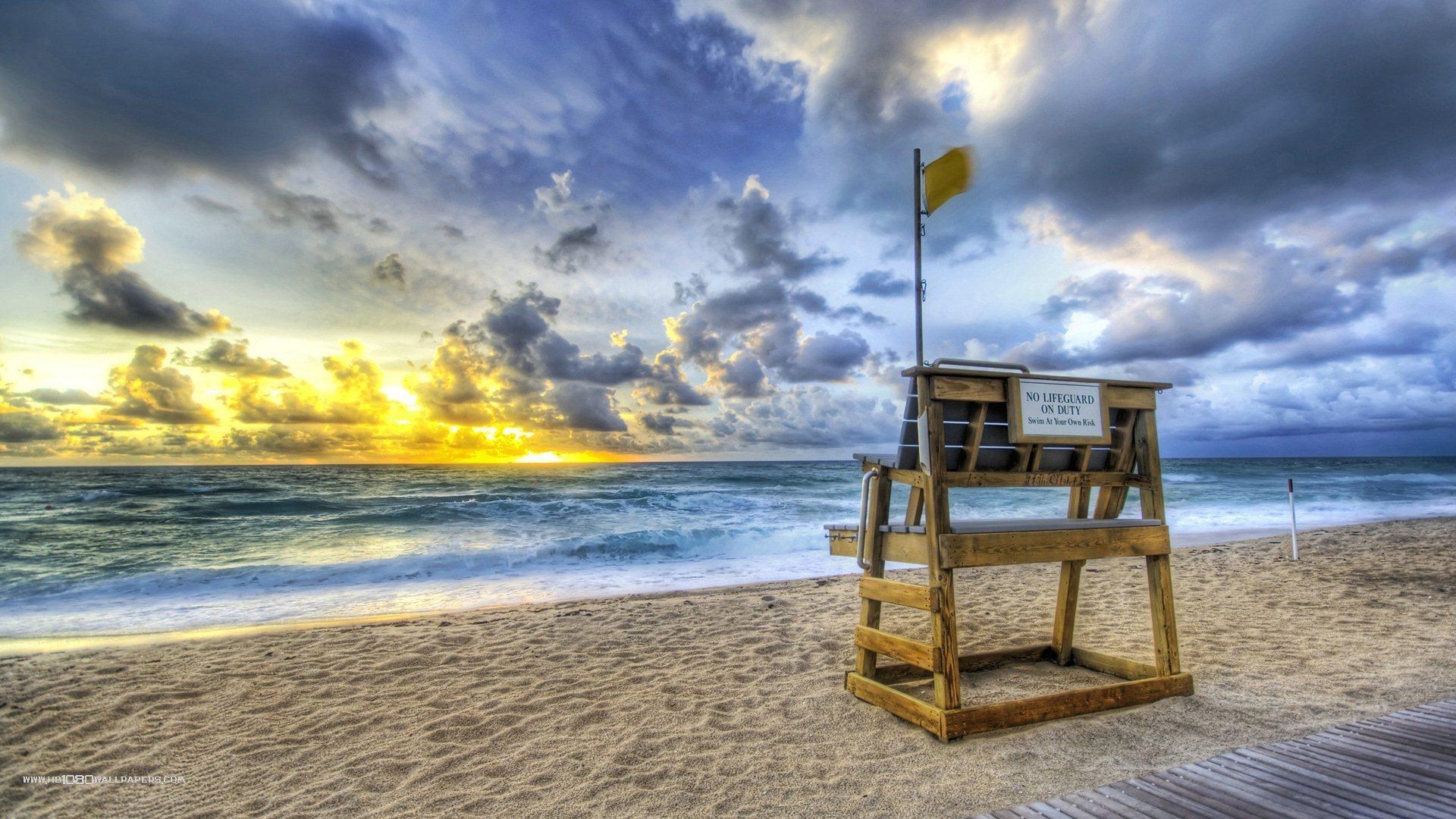 14771 скачать обои Пейзаж, Небо, Море, Облака, Пляж - заставки и картинки бесплатно